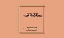 54 media producties logo